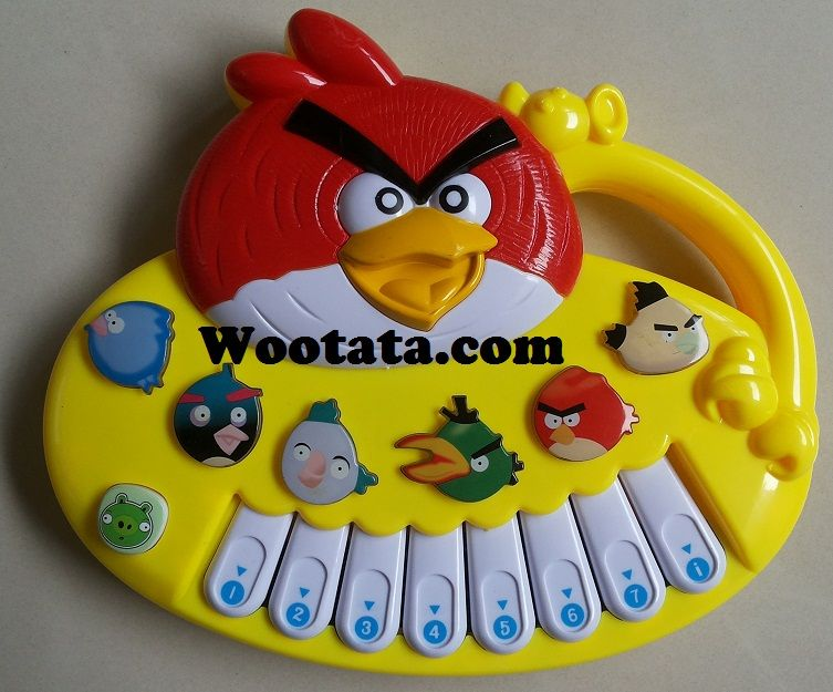 Toko Mainan Musik Anak Angry Birds Terlengkap Mainan Angry Birds Mainan Anak