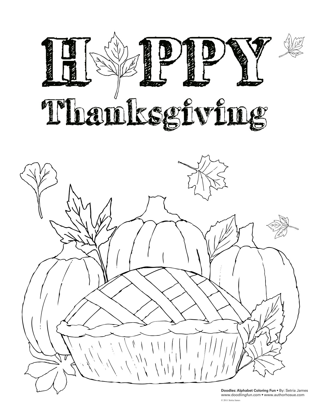 Thanksgiving! #holiday #coloring #teachers #parents #diy ...