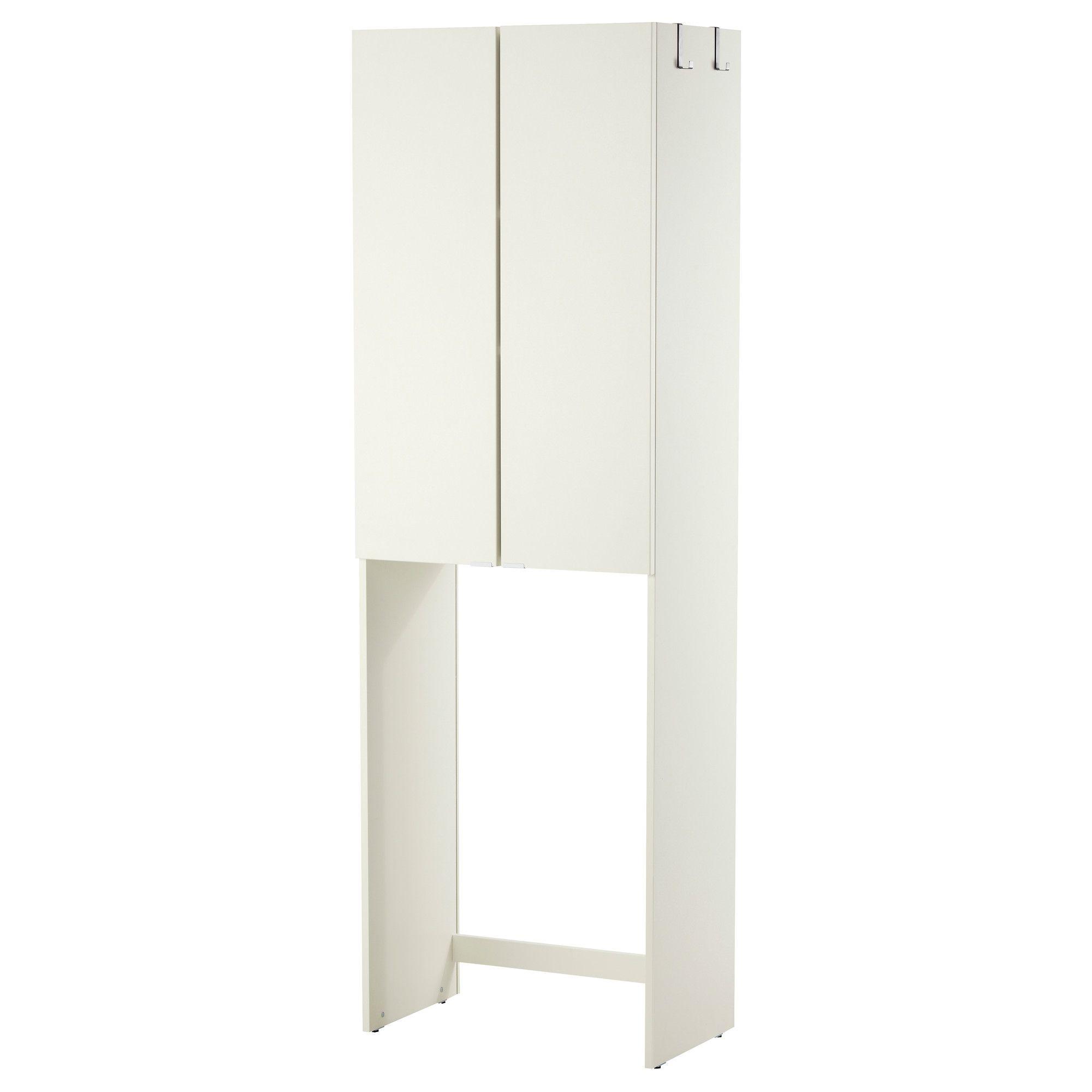 Waschmaschinenschrank LILLNGEN wei  IKEA  Ikea Bathroom Furniture und Retro bathrooms