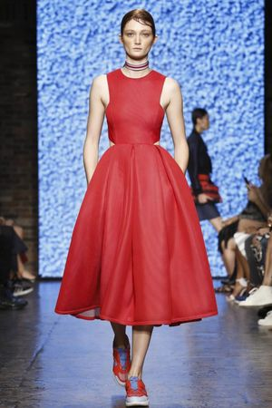 DKNY Ready To Wear Spring Summer 2015 New York - NOWFASHION