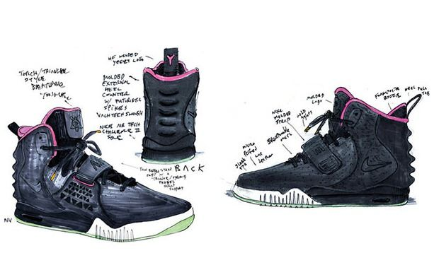 With the Nike Air Yeezy 2 release firmly in the rear view mirror, we now  take a gander back at how it all started with a look at The Hue's interview  with ...