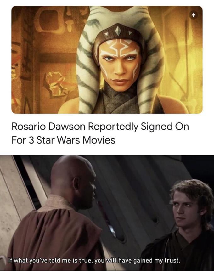 I Hope It S True R Prequelmemes Prequel Memes Memes Star Wars Movie Prequel Memes