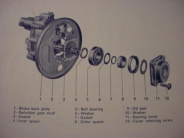 Vw Brake Diagram Com Imagens Vw Fusca Fusca Kombi