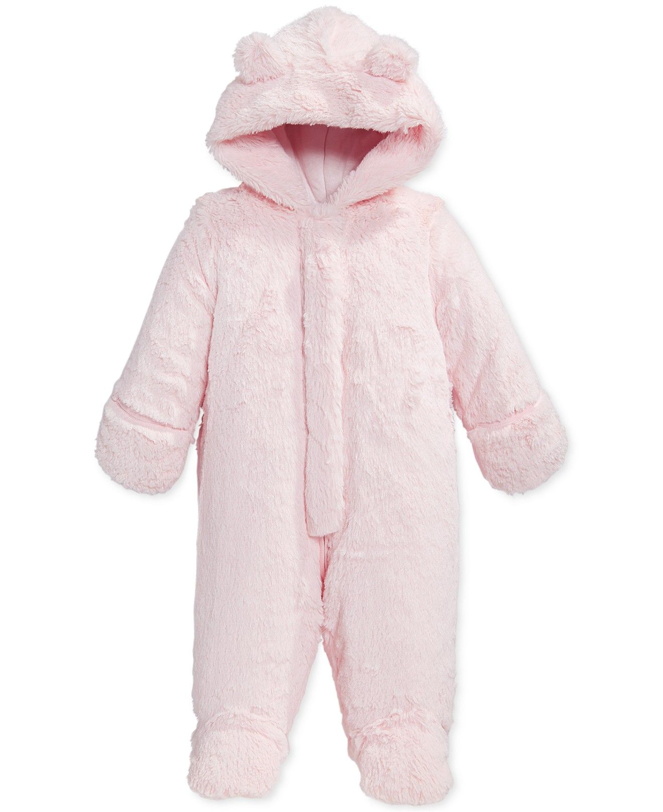 First Impressions Babies' Snowsuit - Baby Girl (0-24 months) - Kids & Baby - Macy's