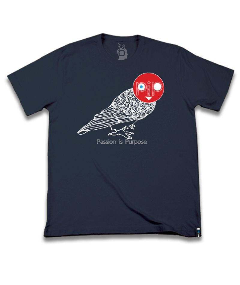 T-Shirt: PiP Owl - Passion is Purpose