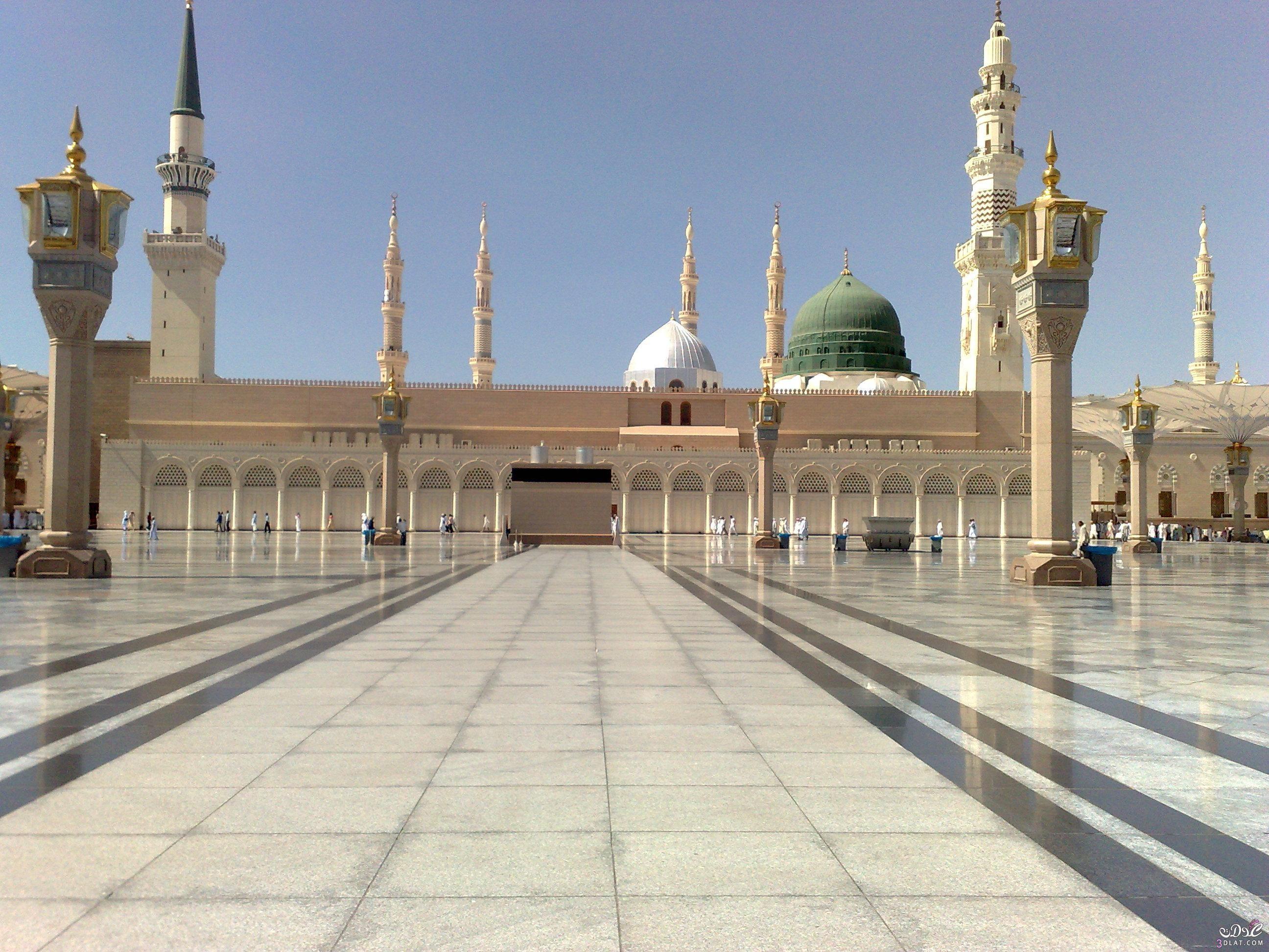 صورة المدينة المنورة اجمل الصور لاجمل مكان Pilgrim Taj Mahal Landmarks
