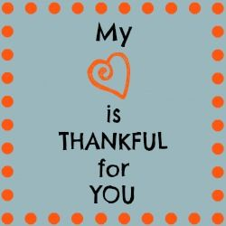 My heart is thankful for you printable via Pic Monkey from http://ramsaygrace.blogspot.com