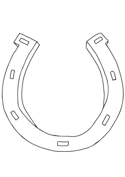 Coloring Page Horseshoe Img 21699 Veterans Day Coloring Page Horse Coloring Pages Crayola Coloring Pages