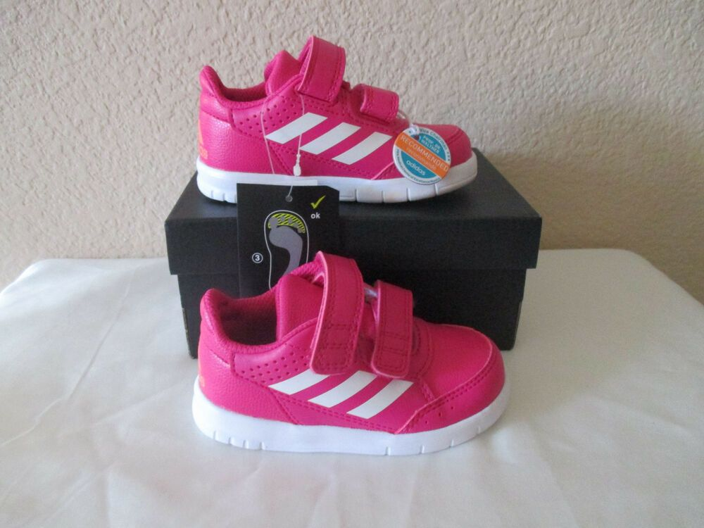 Adidas Girls Shoes Alta Sport CF I BB9321 US 7K, F 23-1/2 ...