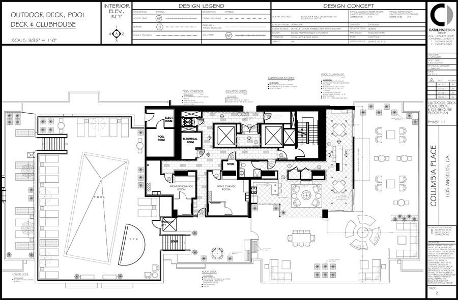 Furniture Plan HW 6 Furniture Plan