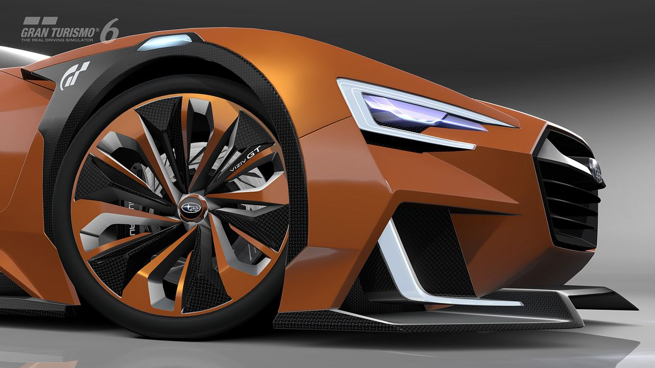 This is Subaru's Viziv GT Vision Concept [40 Pics & Video] | Carscoops