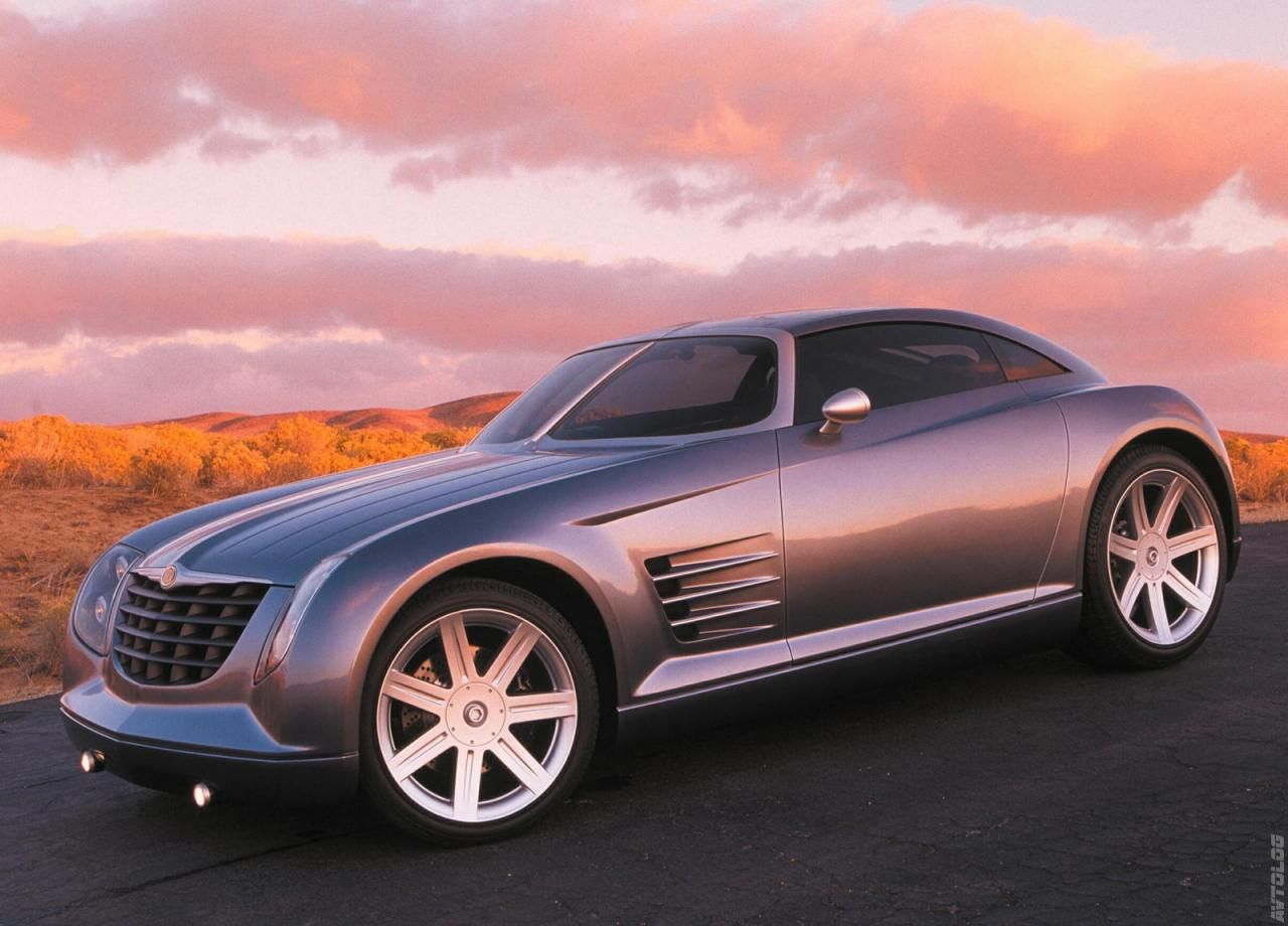 Chrysler crossfire concept i know it s a chrysler but if they had actually made this concept into a car i d consider getting one