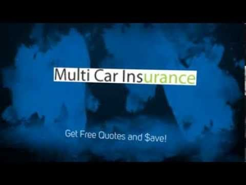 Cheap Multi Car Insurance In 2020 With Images Car Insurance