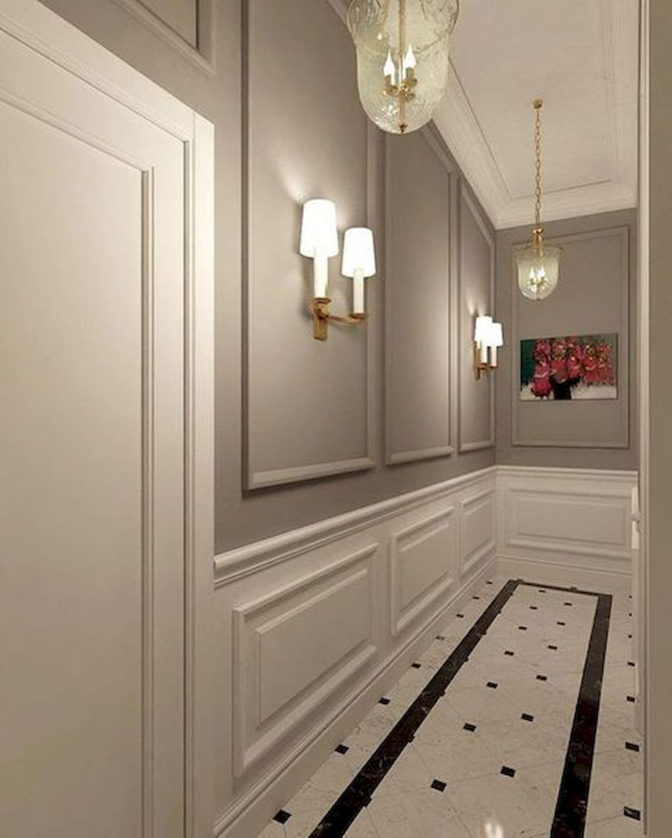 70 Farmhouse Wall Paneling Design Ideas For Living Room Bathroom