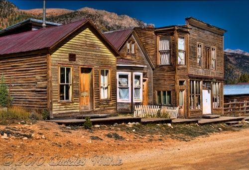 Elmo, Ghost Town, CO
