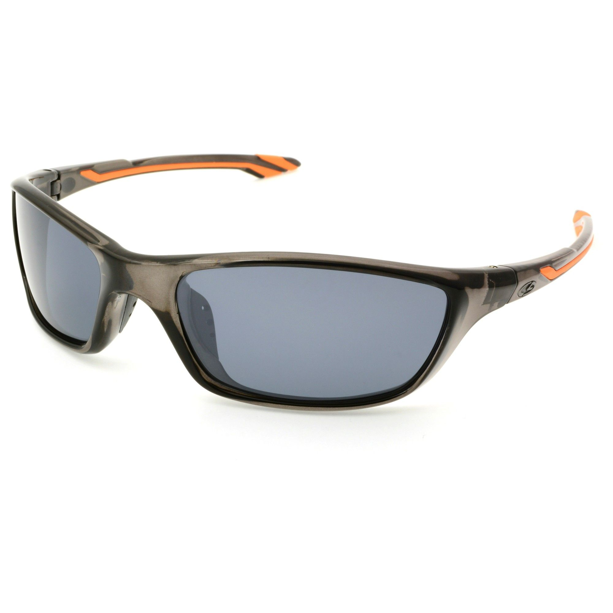 a86bf44593 Sport Sunglasses with Full Rim - C9 Champion Gray One Size