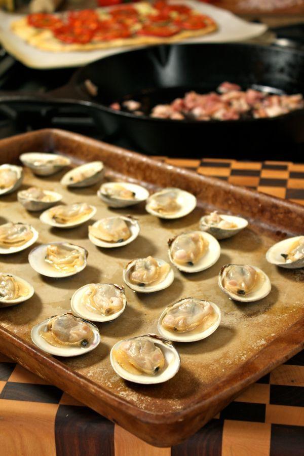 Making clams casino beach party casino game