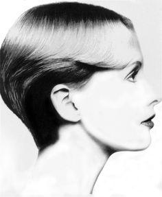 1980 S Vidal Sassoon Wedge 80 S Fashion Short Hair