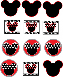 Mickey And Minnie Mouse Stickers.Mickey Stickers Mickey Mouse Stickers Free Printable