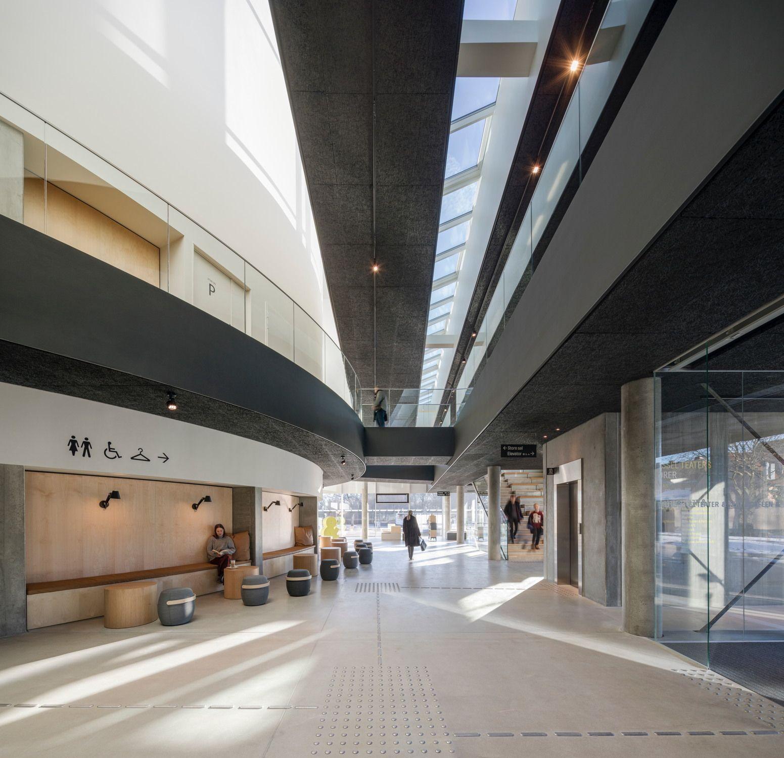 Apple park Norman Foster architecture John Ive interior Public Buildings Pinterest