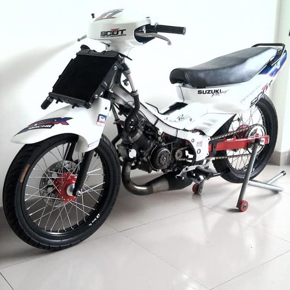 Tyga Malaysia On Instagram Suzuki Rgv120 Air Cooled Liquid