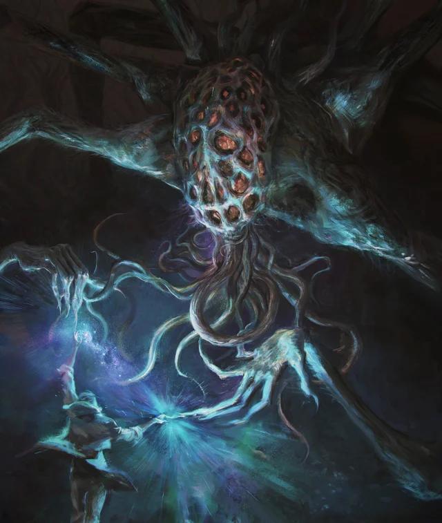 Make Contact Amygdala Art By Me Bloodborne Bloodborne Art Bloodborne Dark Souls Art