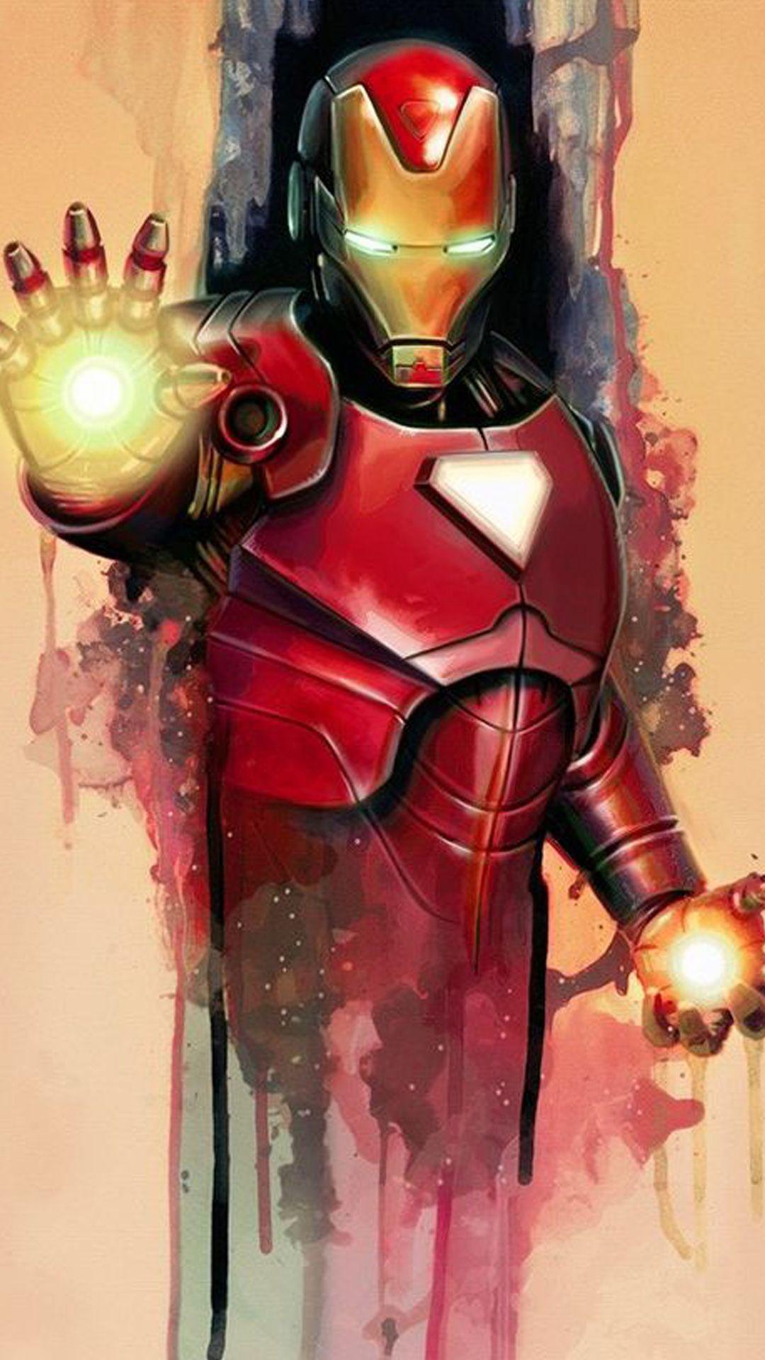 Iron Man Phone Wallpapers Iphone Wallru Com Marvel Iron Man Iron Man Art Iron Man