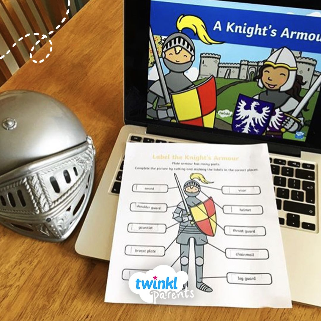 Has Your Child Taken An Interest In Castles And Knights