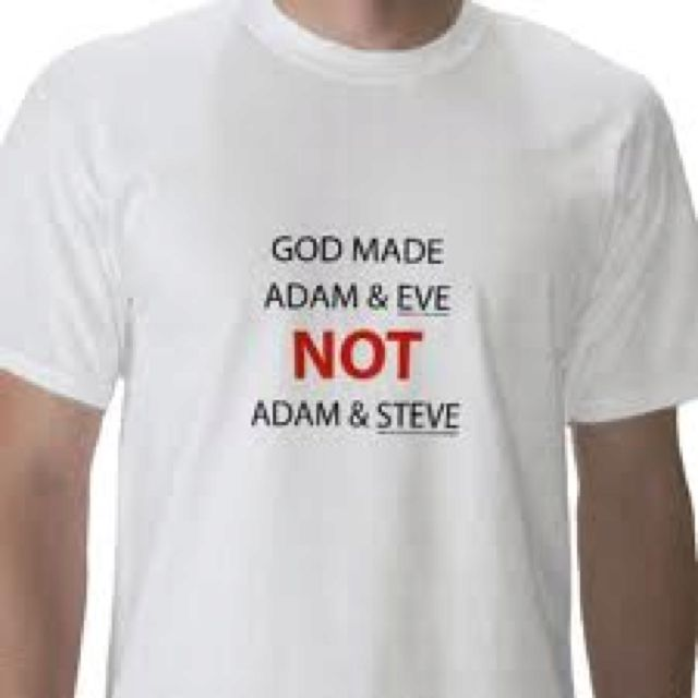 God Made Adam And Eve Not Adam And Steve With Images Lol So