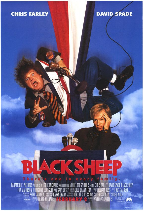 Black Sheep 27x40 Movie Poster (1996) in 2019 | Movies ...