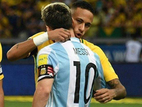10 11 16 Brasil 0 X 0 Argentina Neymar Neymarjr Selecaobrasileira Jogo Em Andamento