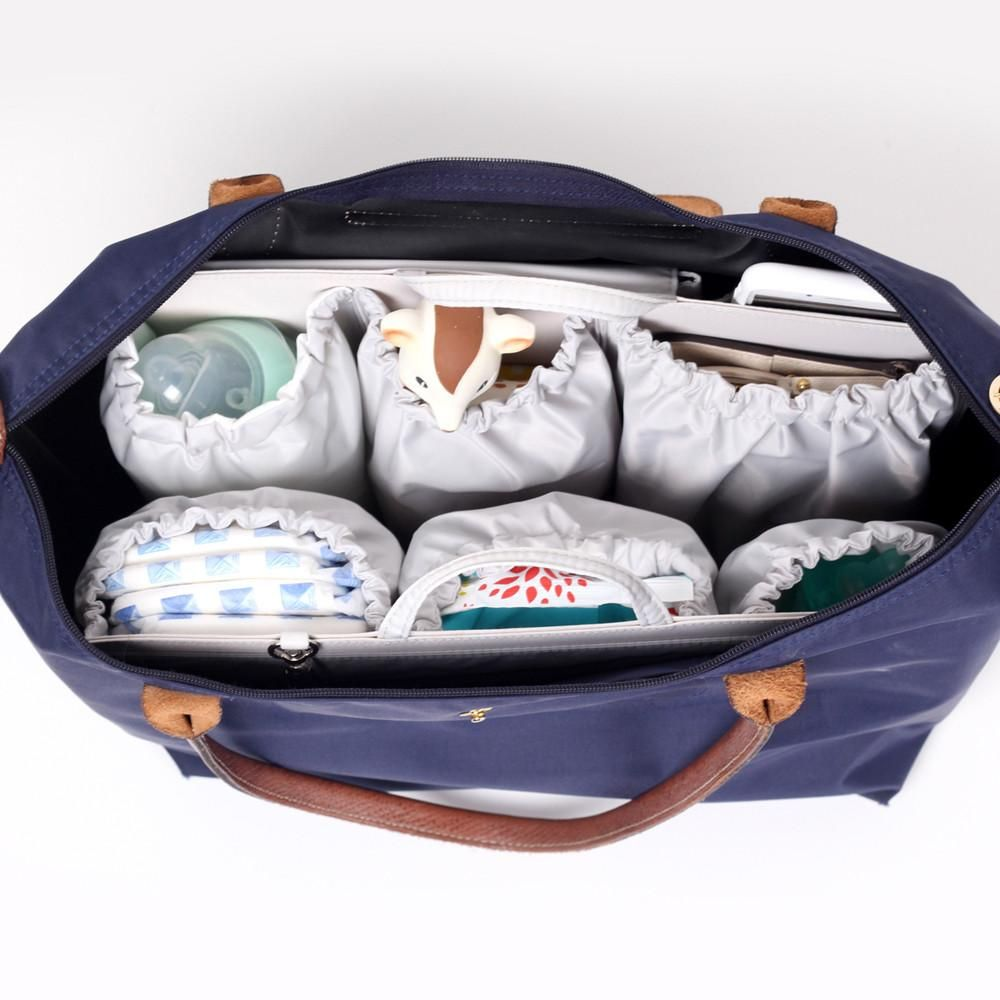 57fb1f1638 Diaper Bag Organization