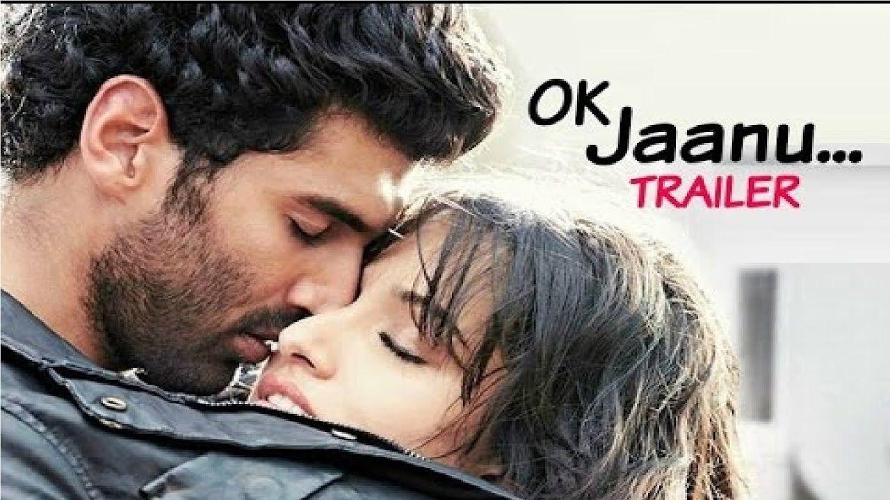 OK Jaanu 2017 Official Trailer Aditya Roy Kapur, Shraddha