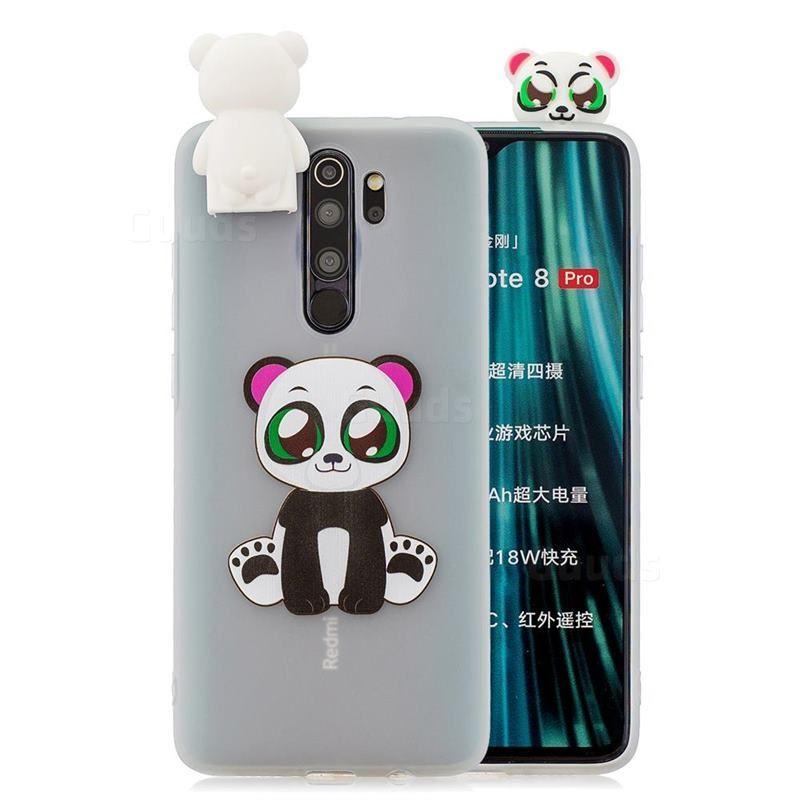 Panda Soft 3d Climbing Doll Stand Soft Case For Mi Xiaomi Redmi Note 8 Pro Xiaomi Redmi Note 8 Pro Cases Guuds Doll Stands Case Apple Phone