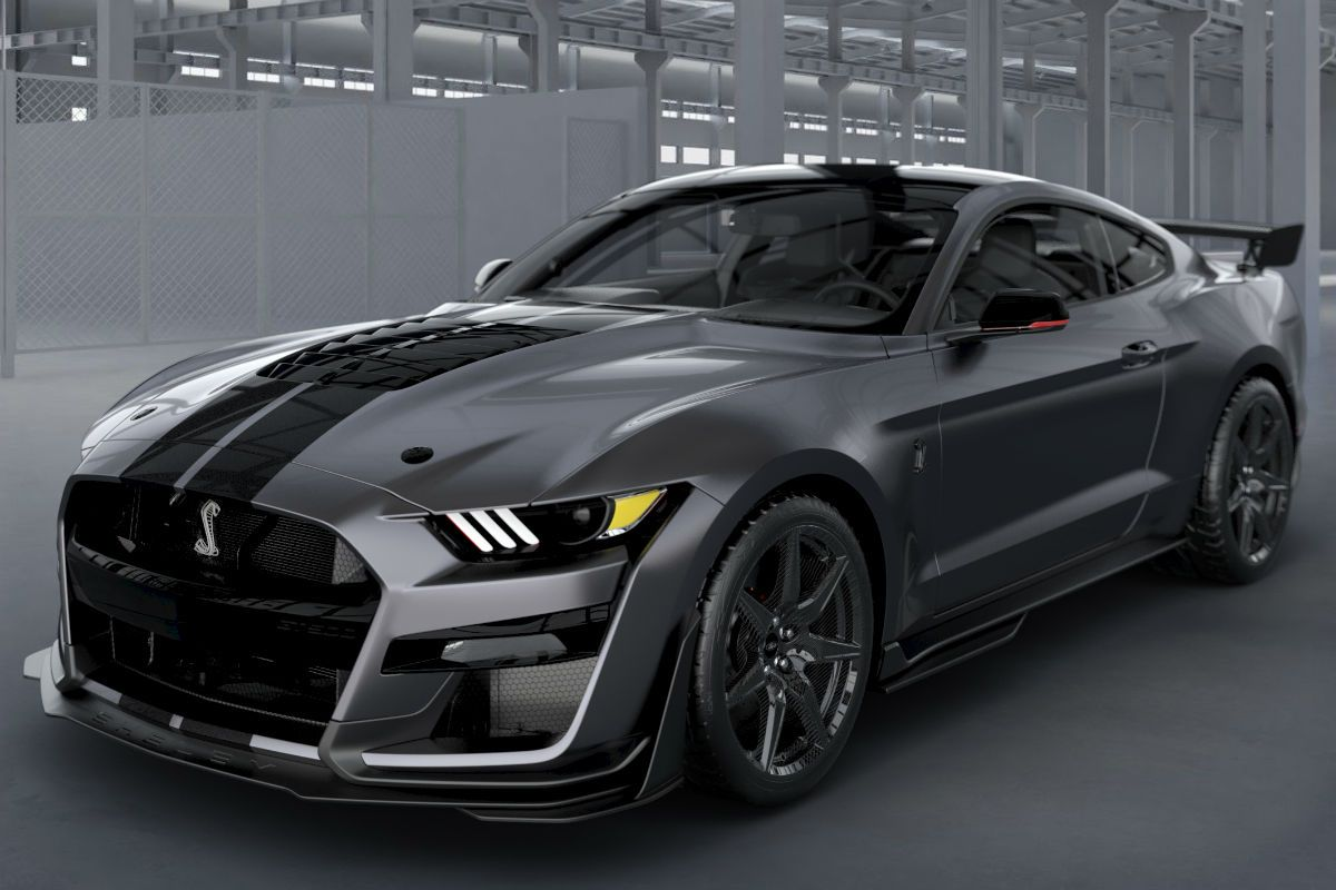 2020 Ford Mustang Gt500 Raffle To Support Diabetes Research In 2020 Shelby Mustang Gt500 Mustang Gt500 Ford Mustang Gt500