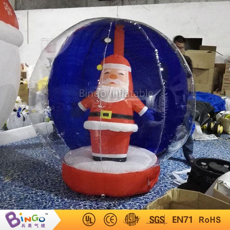 Christmas inflatable decorations Toys inflatable christmas balls