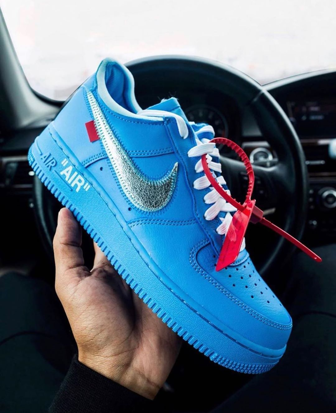How to Cop the Virgil Abloh x MCA Chicago x Nike Air Force 1