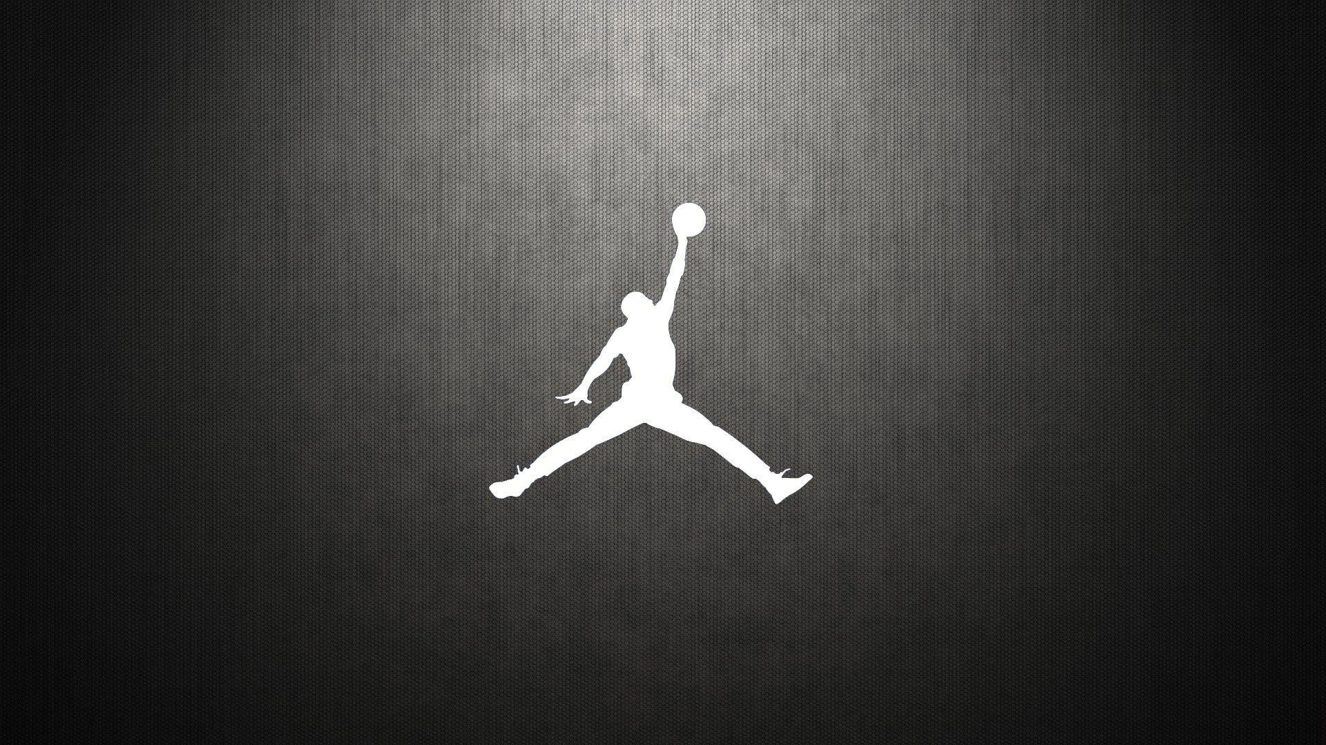 air jordan logo wallpaper 1080