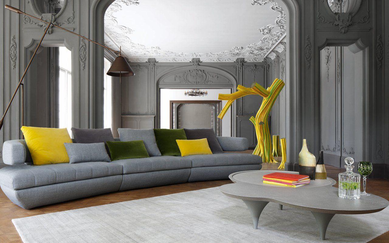 Sacha Lakic Design For Roche Bobois Autumn