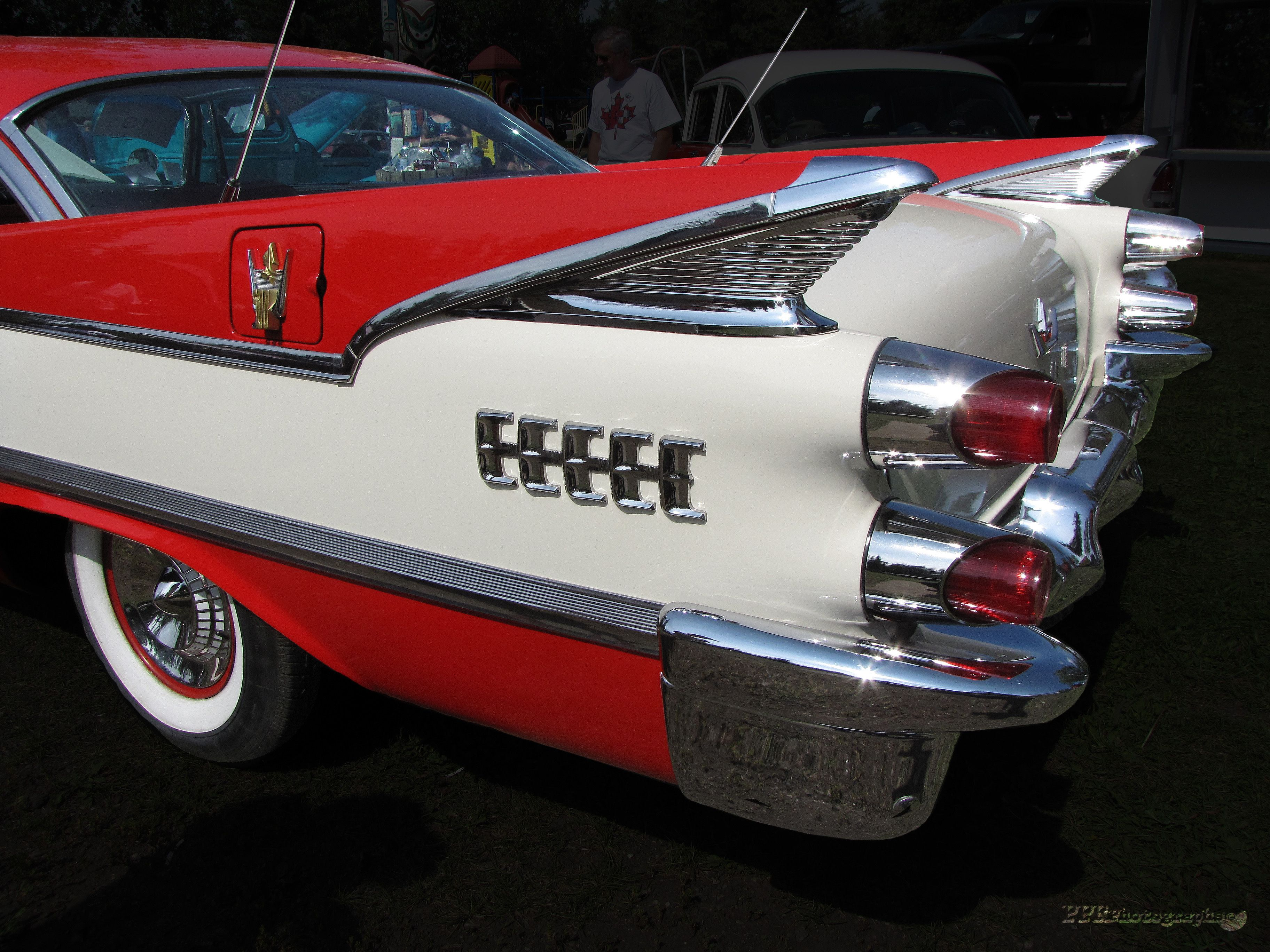 dodge took the swept back fins to new heights in the 50u0027s dodge custom