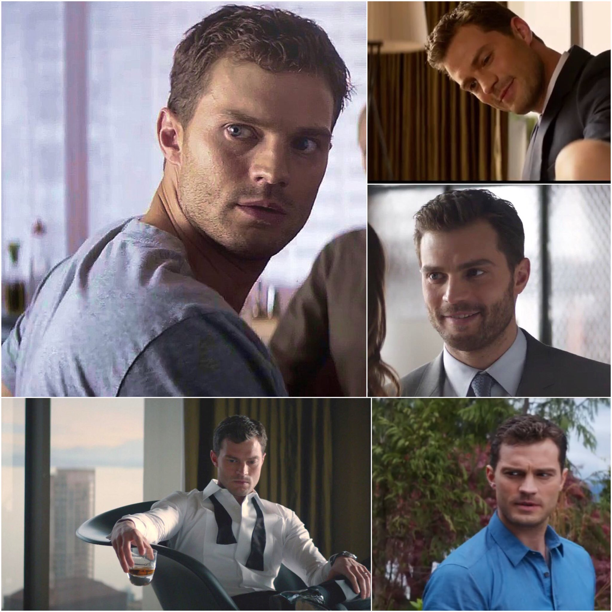Pin by G on Perfection - Jamie Dornan | Christian grey
