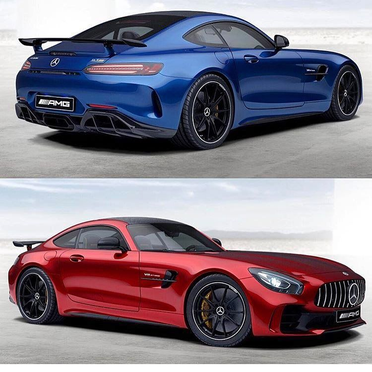MercedesBenz AMG GT S in 2020 Mercedes benz amg