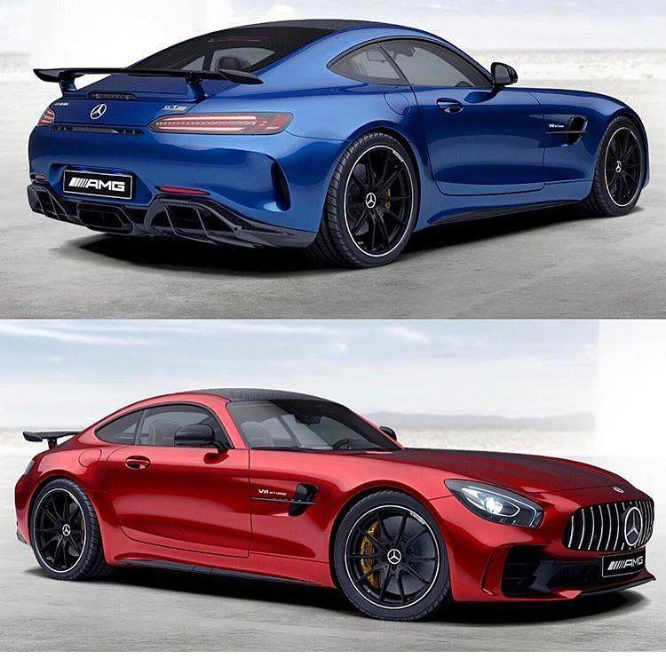 MercedesBenz AMG GT S in 2020 Mercedes benz amg