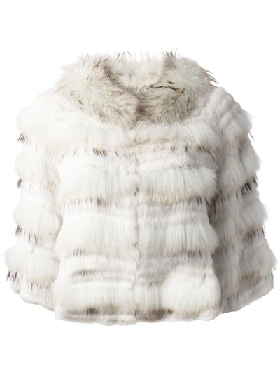 YVES SALOMON Fur Jacket