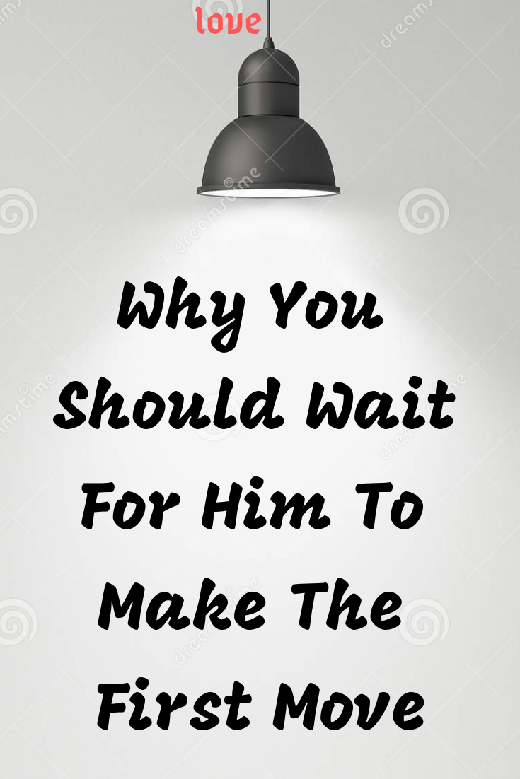 Should i wait him or move