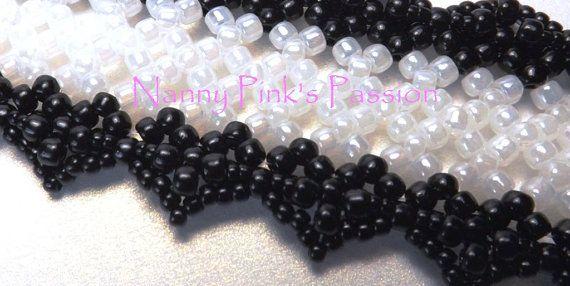 Tutorial I Know You By Heart Bracelet by NannyPinksPassion