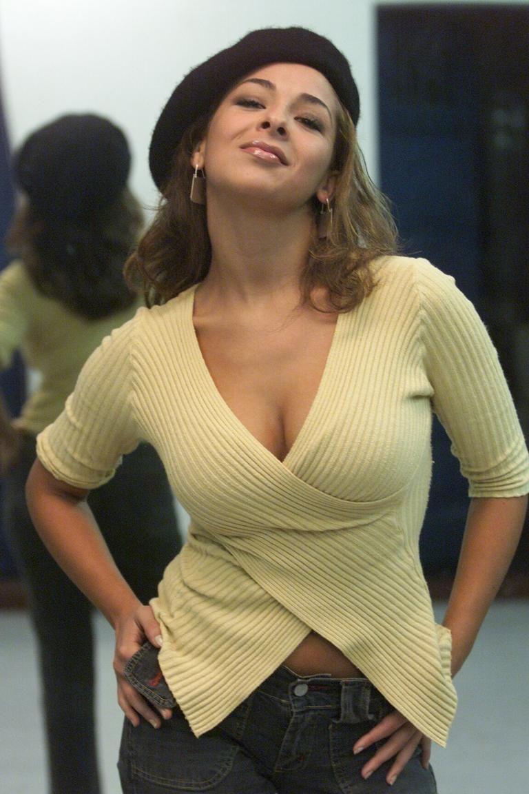 Carolina Oliva Nude Photos 17
