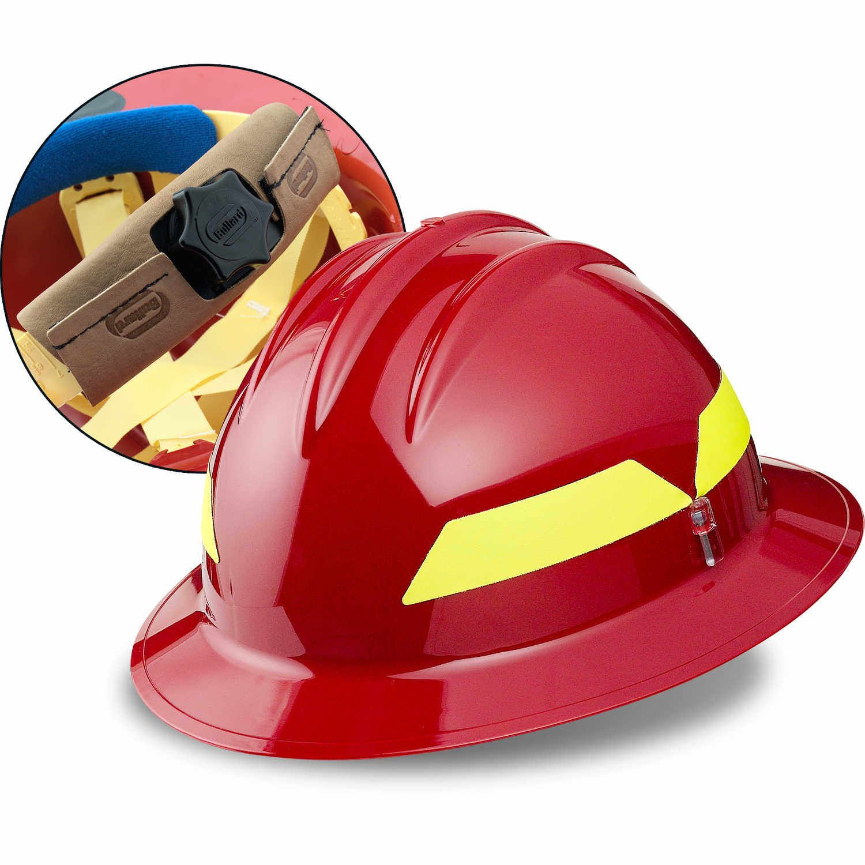 Bullard Wildland Fire Helmets With Ratchet Suspension Fire Helmet Red Helmet Bullard