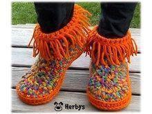 Photo of Crochet Pattern: cute bracelets with pearls Crochet Pattern Slippers Sioux, Gr. …
