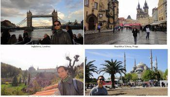 Londres, Praga e Istambul: viajando por 3 mundos em 15 dias